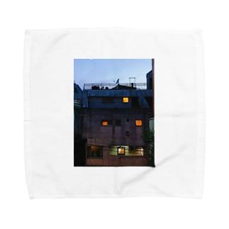 my sweet home Towel handkerchiefs