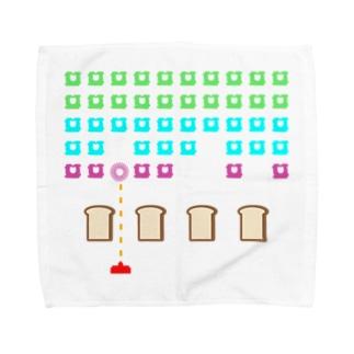 パンベーダーゲーム Towel Handkerchief