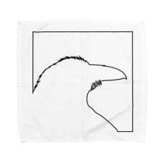 ALBINO Towel handkerchiefs