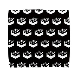 札幌オーギリングロゴ(ループ) Towel Handkerchief
