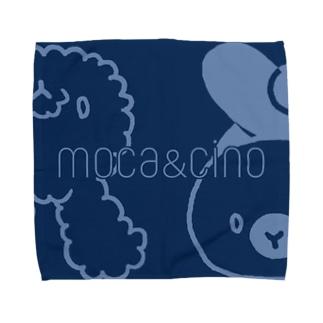モカ&チーノ【moca&cino】N Towel Handkerchief
