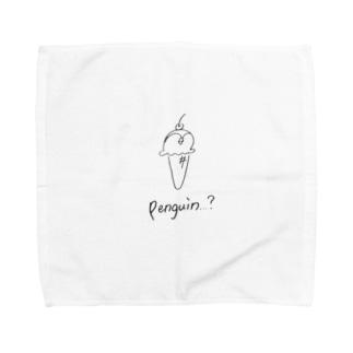 アイスペンギン Towel handkerchiefs