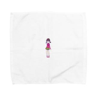 おそまつさん [トト子ちゃんver.] Towel handkerchiefs