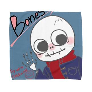 骸骨 Towel handkerchiefs