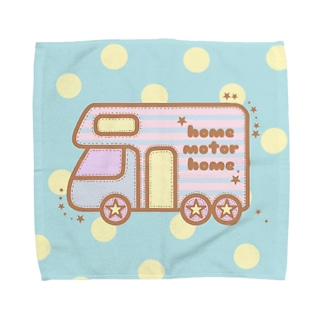 home motor home Towel handkerchiefs