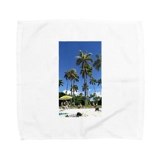 hawaii Towel handkerchiefs