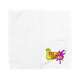 テノヒ★ライドン Towel handkerchiefs