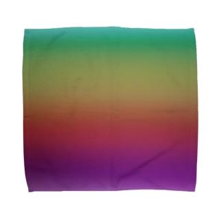スペクトラム#1 Towel handkerchiefs