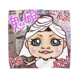 鬼姫2 Towel handkerchiefs