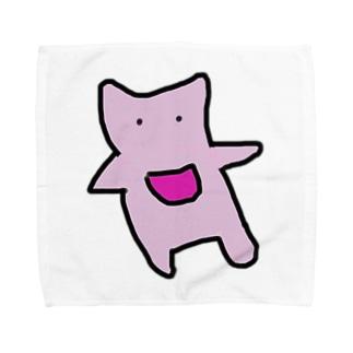 とんとん Towel handkerchiefs
