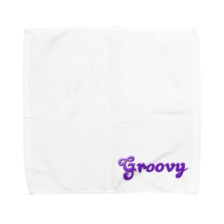 GROOVY Towel handkerchiefs