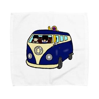 ゴトロカー Towel handkerchiefs