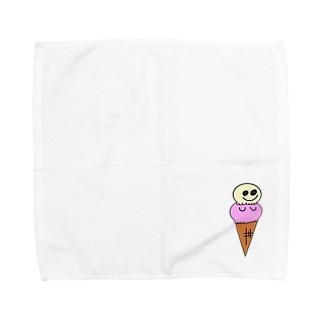 👻 Ghost ice🍦 Towel handkerchiefs
