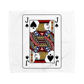 毒の素のジャック Towel handkerchiefs