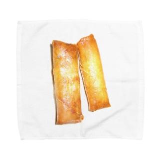 春巻き Towel handkerchiefs
