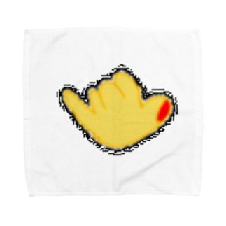シャカブラー♪ Towel handkerchiefs