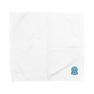 P助くん Towel handkerchiefs