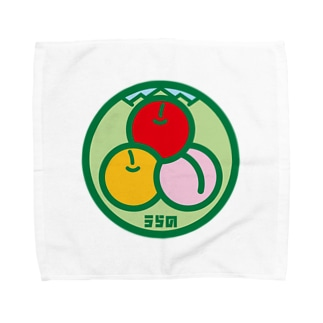 パ紋No.3115 うらの Towel handkerchiefs