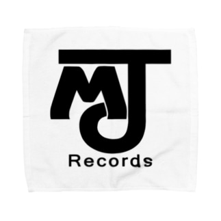 MJRecordsロゴグッズ Towel handkerchiefs