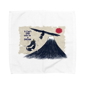 一富士二鷹三茄子 Towel handkerchiefs