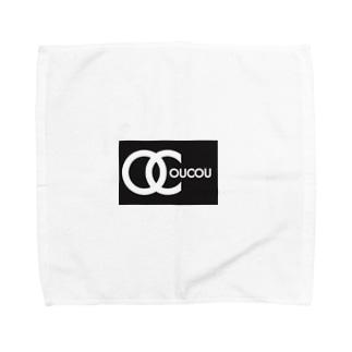 OUCOU Towel handkerchiefs