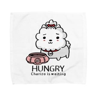 CT03 ハングリー♪チャリゾー Towel handkerchiefs