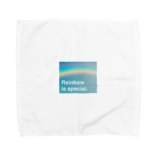 Rainbow🌈 Towel handkerchiefs