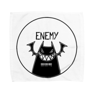 ENEMY Towel handkerchiefs