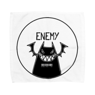 狐中天のENEMY Towel handkerchiefs