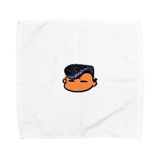 にゃんステ Towel handkerchiefs