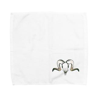 甘辛羊 Towel handkerchiefs
