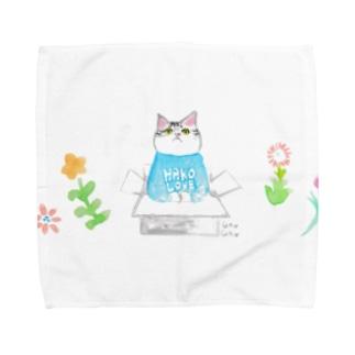 HAKO LOVE! Towel handkerchiefs