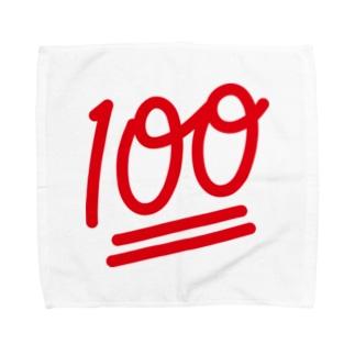 100点満点 Towel handkerchiefs