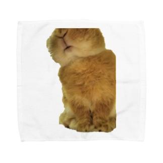 ぽわわ~ん 召喚獣シリーズ Towel handkerchiefs