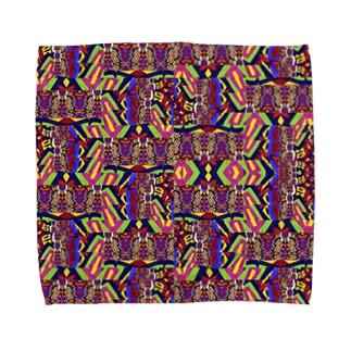 EKIDUKINOAのハンカチ Towel handkerchiefs