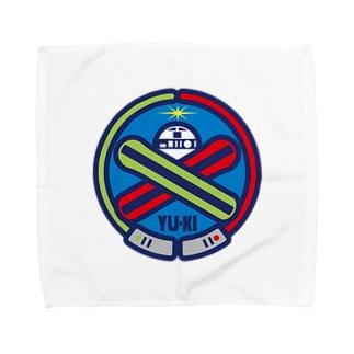 パ紋No.3136 YU-KI Towel handkerchiefs