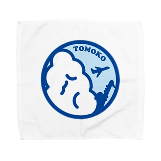 パ紋No.3138 TOMOKO Towel handkerchiefs