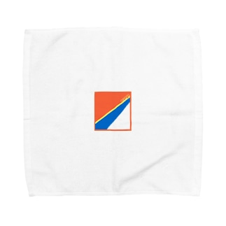 orange Towel handkerchiefs