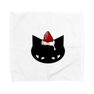 ケーキ Towel handkerchiefs