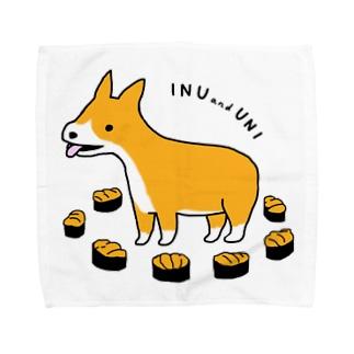 犬とうに2 Towel handkerchiefs