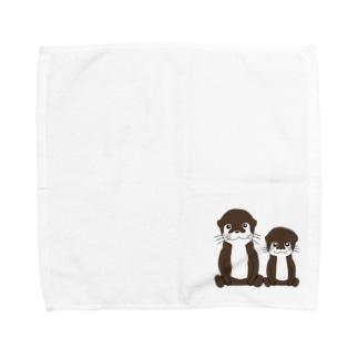 るーとらラボ Towel handkerchiefs