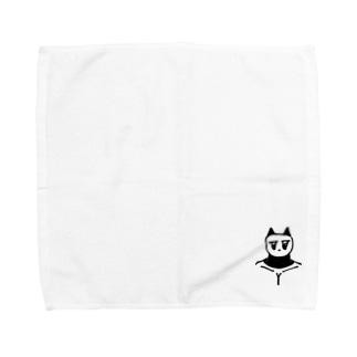 っょぃパンダ Towel handkerchiefs