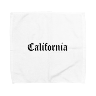 California Towel handkerchiefs