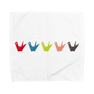 PAPERCRANE Towel handkerchiefs