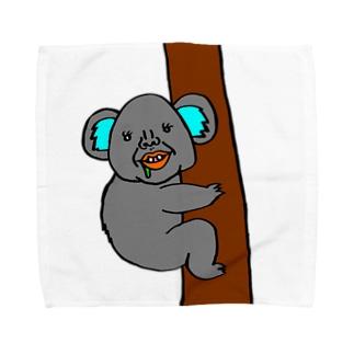 コアラのまさみ2 Towel handkerchiefs