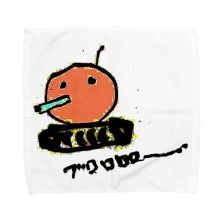 ブロロダコ Towel handkerchiefs