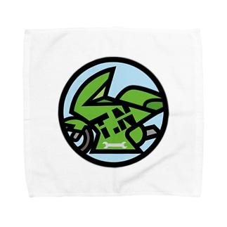 パ紋No.3140 T.N Towel handkerchiefs