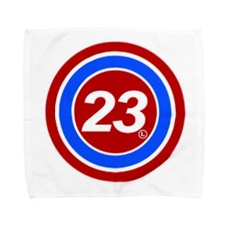 23Whisper_round Towel handkerchiefs