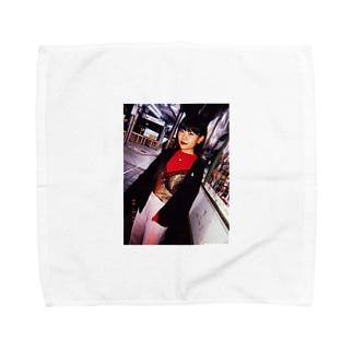 まりちん Towel handkerchiefs