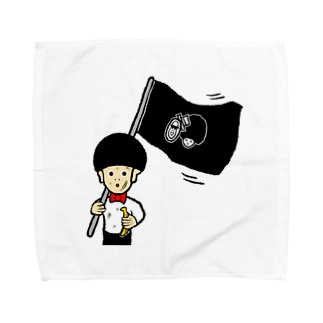 祭りのあと Towel handkerchiefs